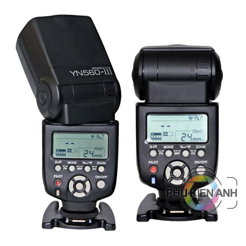flash yongnuo 560 iii cho canon nikon sony pentax.. (1)