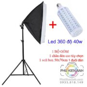 combo-1-chan-den-+-softbox-1-duoi-den-+-led-360-40w
